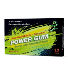 Magnesium-POWER-GUM