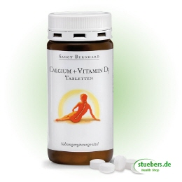 Calcium+Vitamin-D3-Tabletten